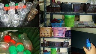 Monthly kitchen cleaning routine || Kitchen cleaning video || Kitchen organization ideas in tamil