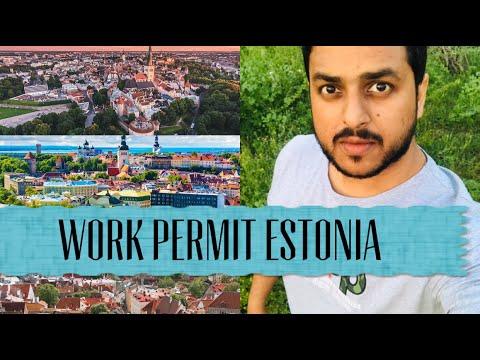Estonia free work permit | Free work permit 2020 | Estonia Work Visa | Estonia Jobs | Estonia Visa