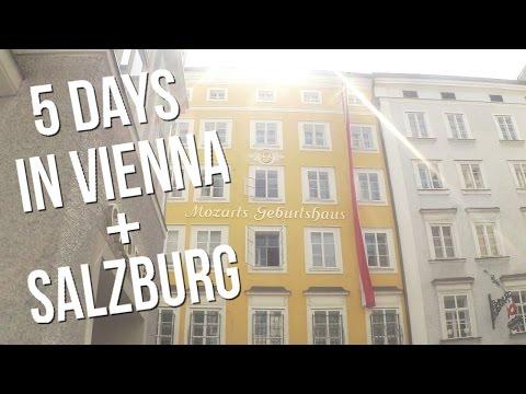 VIENNA + SALZBURG Austria | Travel Video