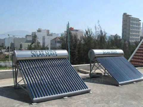 Solar Water Heaters in Vietnam (1)