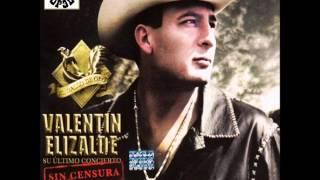 Popurri El tamarindo, Camaron Pelao - Valentin Elizalde [En Vivo]