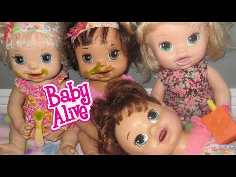 Baby Alive Toys R Us Haul Amp Outing With Audrey For The