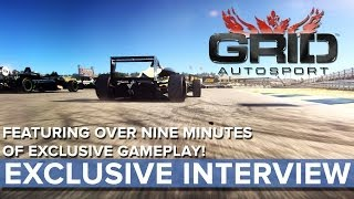 Grid Autosport - Eurogamer Exclusive Interview and Gameplay