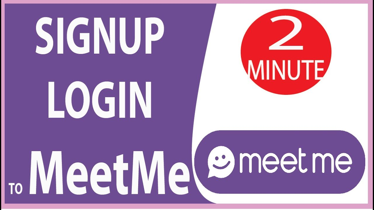 In age to meetme app your change What no