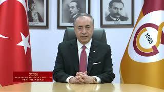 📽 Başkanımız Mustafa Cengiz'den yeni yıl mesajı. #MutluYıllar