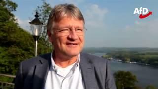 """Jörg Meuthen   """"Wichtigste Europawahl für Deutschland!"""""""