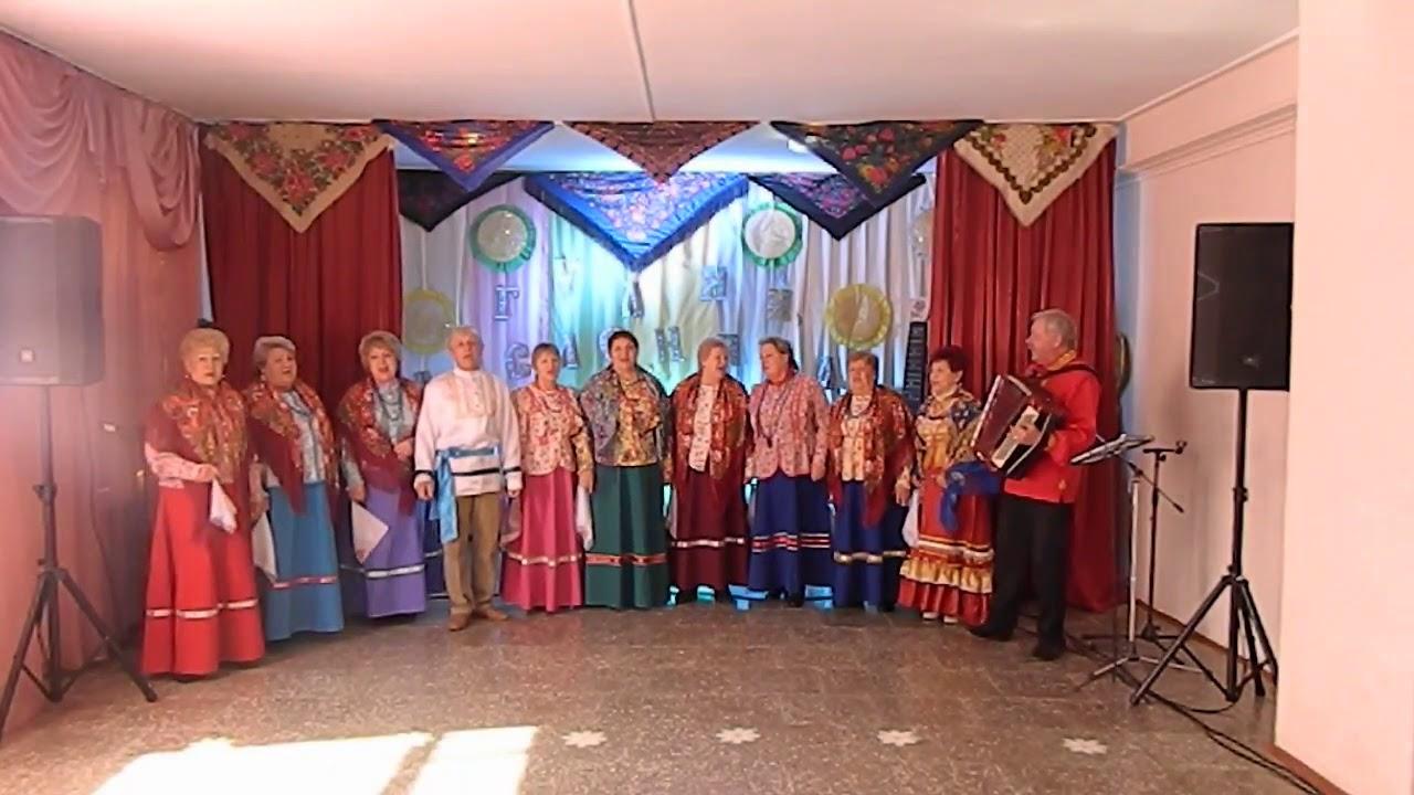 вокальная группа Сударушки песня Играй баян