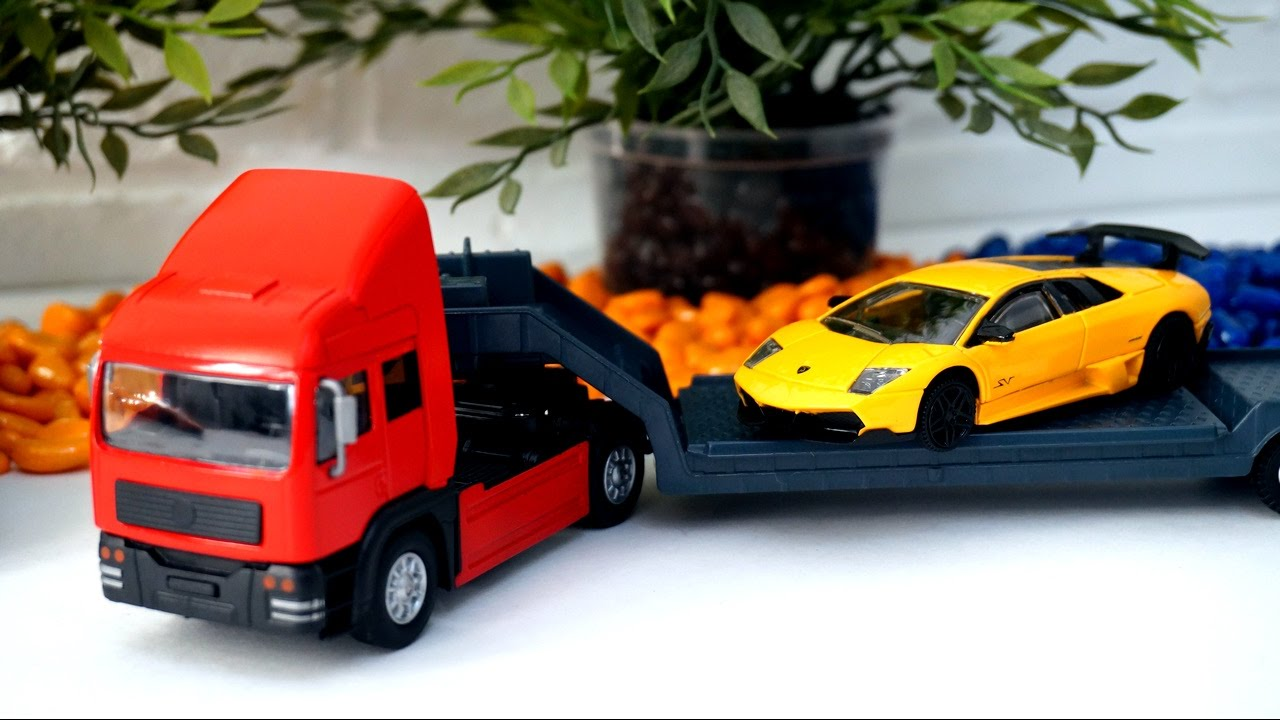 Toys Cars For Kids Unboxing Toys For Boys Video For Kids Youtube