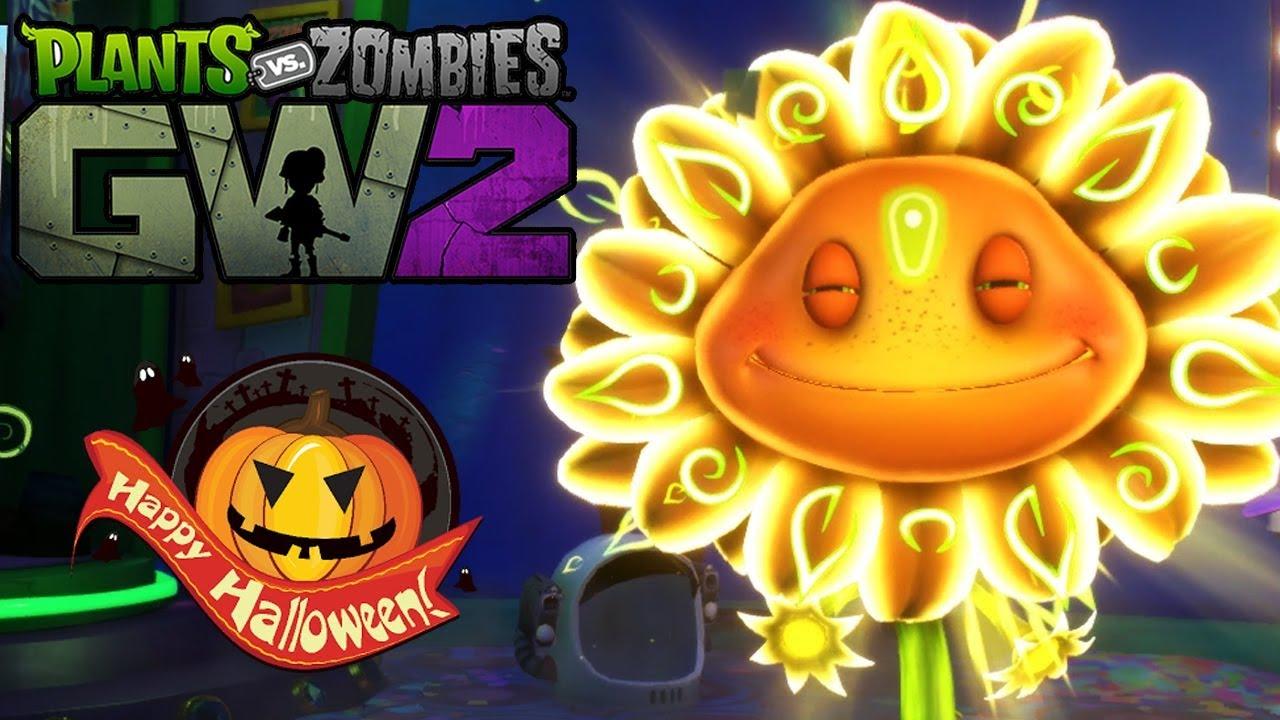 Plants VS Zombies 2 3D – Hoa Quả Nổi Giận 2 3D – Mua Pack Nhận Mystic Sun Flower