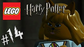 LEGO Harry Potter Years 1-4 Part 14 - Year 2 - Crabbe and Goyle