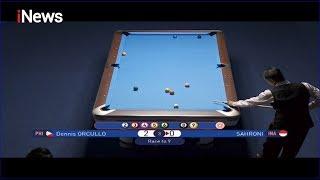 Billiard [Indonesia] Sahroni vs [Filipina] Orcullo Dennis - SEA Games 2019
