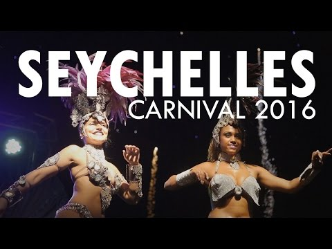 Seychelles Carnival: Costumes, Music, Dance - The World Comes Together