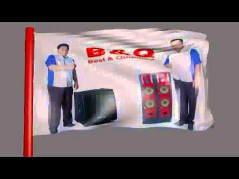 Speaker Active B&Q Moulding