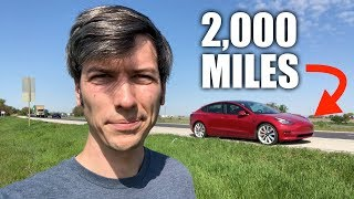 [22.40 MB] How Miserable Is A Tesla Road Trip?