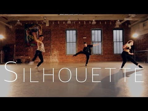 Silhouette Dance Choreography - Active Child,Ellie Goulding|Anthony Gabriel