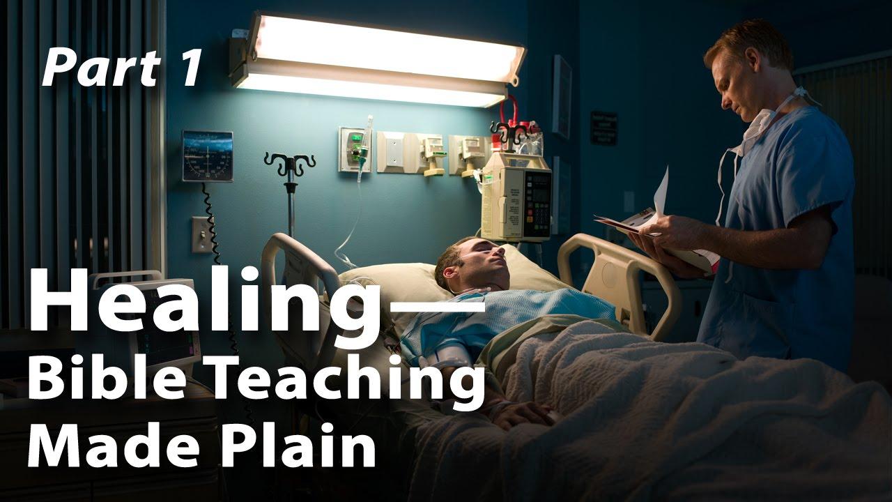 biblical aspects of a healing hospital