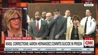 CNN: Hernandez Suicide
