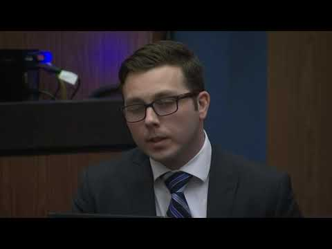 RAW VIDEO: Ex-Mesa police officer answers questions from prosecution