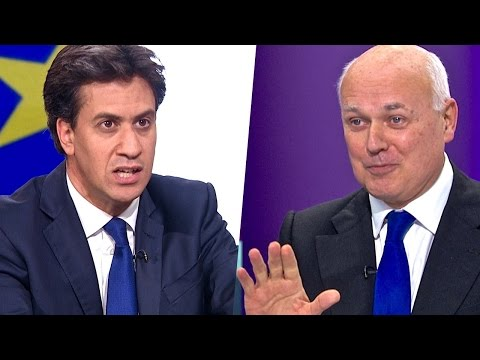 Brexit and Parliament: Ed Miliband and IDS Debate