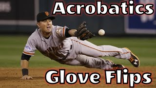 MLB \\ Acrobatics Golve Flips