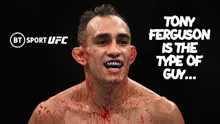 Tony Ferguson is one of the craziest men to ever enter the Octagon | UFC 249