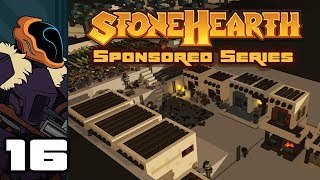 Let's Play Stonehearth [Alpha 22.5.2] - PC Gameplay Part 16 - Bug The Ogre