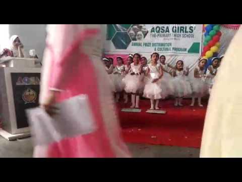 Aqsa school annual day