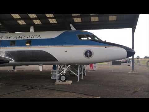 LBJ's Lockheed JetStar VC 140