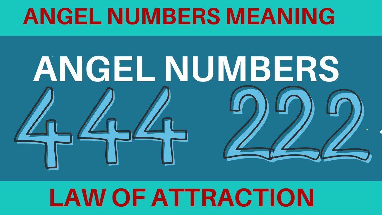 Law of attraction: Angel numbers and their meaning (Malayalam )