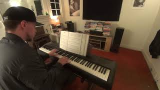 The Trashmen - Surfin Bird - Bird is the Word Piano Cover