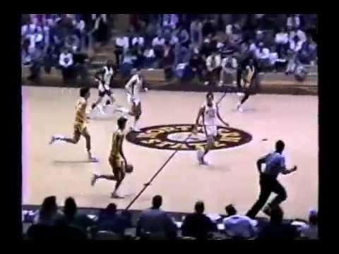 University of Manitoba Men's Basketball vs Northern State  - Nov 1989  - Classic Games