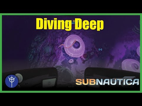 Diving Deep | Co-Op Nights Play Subnautica | E08