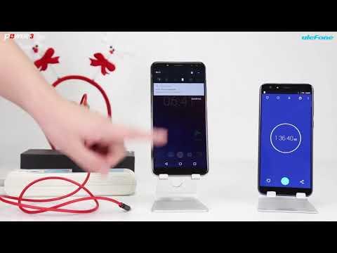 Ulefone Power 3 - 6080Mah Fast Charge 4.0 Как Быстро Заряжается