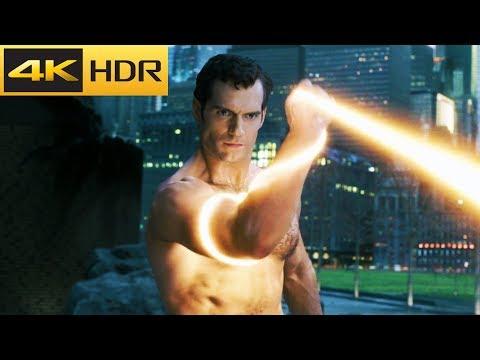 Evil Superman vs Justice League  | Justice League 4k HDR