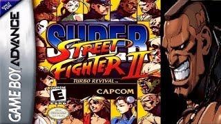 Super Street Fighter II - Turbo Revival - Dee Jay (GBA)