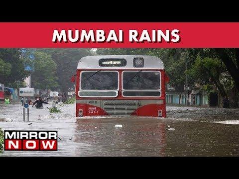 Mumbai Floods : BMC Control Rooms On Alert - The News