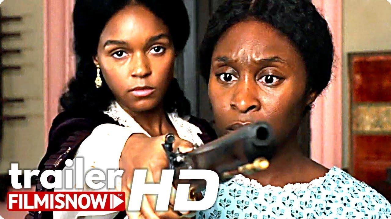 Cynthia Erivo transforms into Harriet Tubman in new biopic trailer