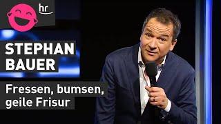 Stephan Bauer: Sind Männer eher Löwen oder doch nur WC-Enten?
