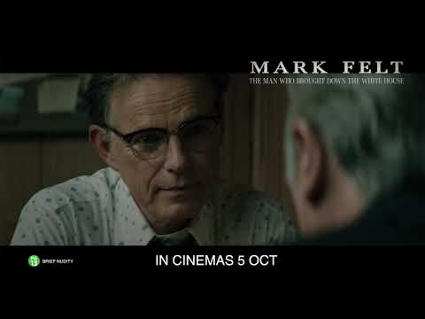 MARK FELT THE MAN WHO BROUGHT DOWN THE WHITE HOUSE IN SG CINEMAS 5 OCT