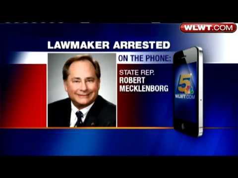 Lawmaker Issues Statement On Drunken Driving Arrest
