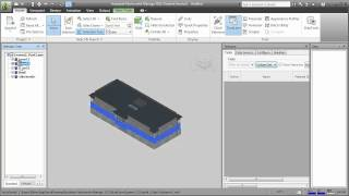 Revit, Navisworks - Improving Models to Enhance 4D Simulations for Construction Planning