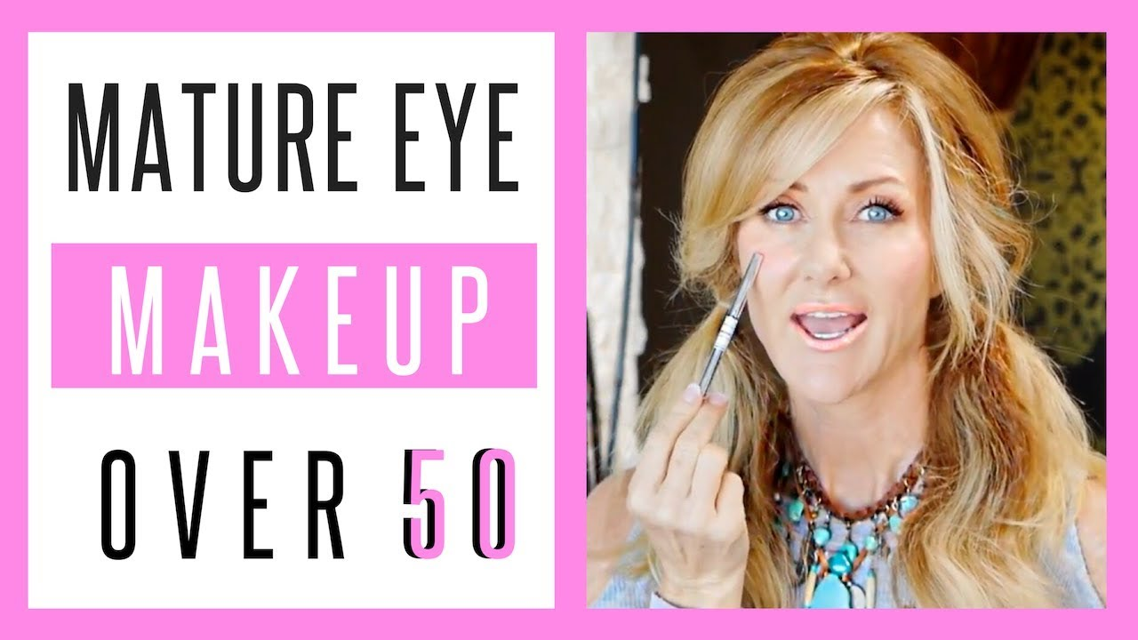 Mature Eye Makeup Tutorial - How To Make Your Eyes Look Bigger over 11s -  fabulous11s