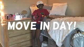 College Vlog #2: Freshman Move In Day!