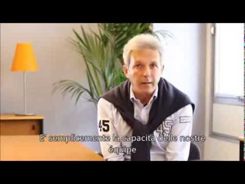 Patrick Calvet - Direttore Generale Villaggi Europa-Africa