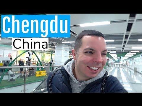 Chengdu China Pandas | Leshan Buddha