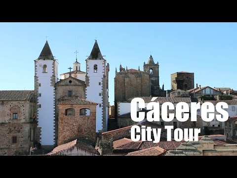 Cáceres City Tour, UNESCO World Heritage Site