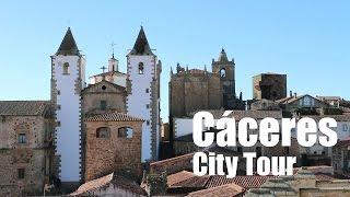 CACERES, el secreto mejor guardado de Espana