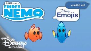 Findet Nemo - Erzählt mit Emojis | Disney HD streaming
