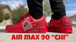 2021 AIR MAX 90 CHI *CITY PACK* AKA FRESH AIR - YouTube