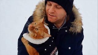Самвел Адамян и кот Томас: ПАРОДИЯ (Saveliy Ad)